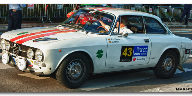 Alfa Romeo on Parade - Italy