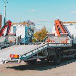 transporting Alfa Romeo